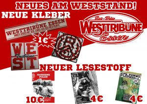 Neues am Stand