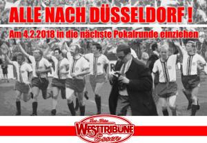 Alle nach Düsseldorf!