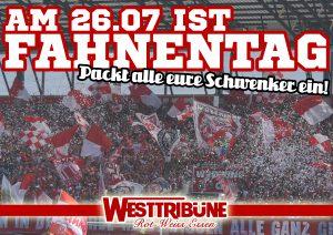 Fahnentag gegen Dortmund II