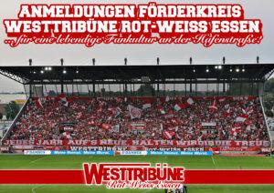 Förderkreis Westtribüne Rot-Weiss Essen